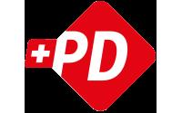 Логотип компании PD