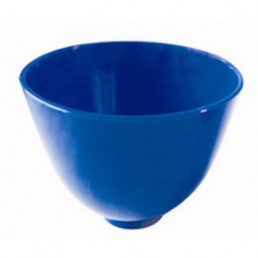 Чашка для замешивания гипса, резиновая (малая) 1шт