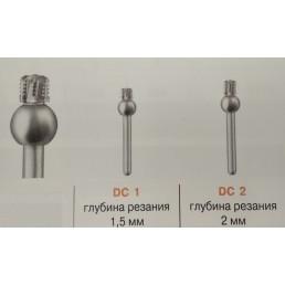 Бор FG GW UDC2 (2mm)