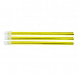 Слюноотсосы со съемным колпачком, Желтые (100шт) 150мм, ASA Dental (Blossom)