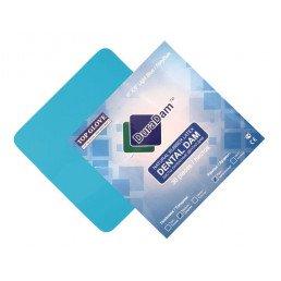 Листы для раббер дам, Синие средние, DuraDam (36 шт) DuraMedical