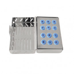 15-85 Лоток для хранения и стерилизации инструментов 80х55х40 мм
