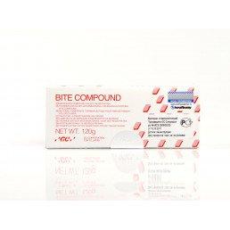 Байт Компаунд (15 шт* 8 г) материал для регистрации окклюзионных соотношений в полости рта и на модели, в палочках, GC (Bite Compound)