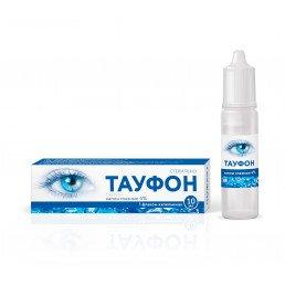 Тауфон, глазные капли (4%) (10 мл) Фармстандарт