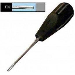 Люксатор (F32) периотом усиленный 3,2мм, прямой, Directa