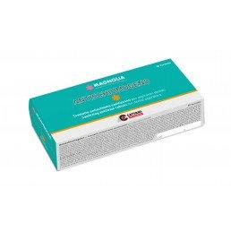 Таблетки противопенные(пеногасящие) ANTISHUMOGENO для систем аспирации, (уп 50шт) Cattani