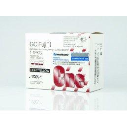 Фуджи 1 (35 г порошка, 20мл жидкости) GC (Fuji One)
