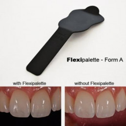 Контрастор FLEXIPALETTE (Форма А) - для дентальной фотографии SmileLine