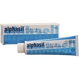 Альфасил Медиум (150мл) коррегирующий, С-силикон MUELLER-OMICRON (Alphasil perfect dunn (medium))