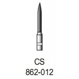 Бор FG CS 862/012