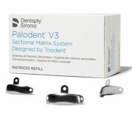 Палодент V3 - матрицы 6,5 мм (50 шт) Dentsply (Palodent V3)