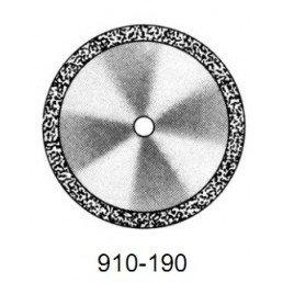 DISC  910/190 (200)   (0,55 mm) двухст.край
