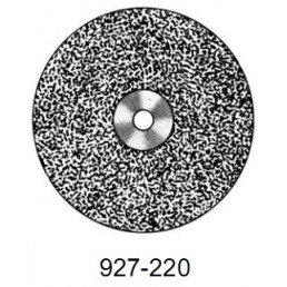 DISC  927/220         (0,55 mm) двухст.полный