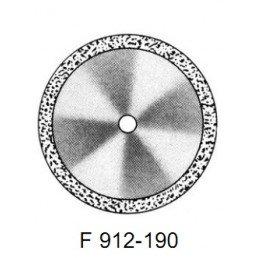 DISC F 912/190 (200) (0,20 mm) верх.край
