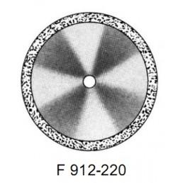 DISC F 912/220       (0,20 mm) верх.край