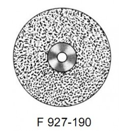 DISC F 927/190 (200) (0,30 mm) двухст.полный