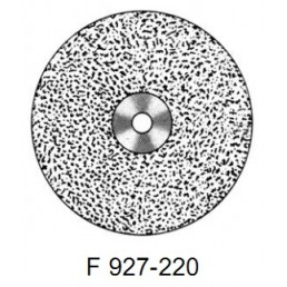 DISC F 927/220       (0,30 mm) двухст.полный
