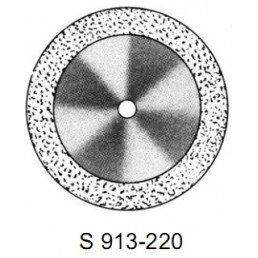 DISC S 913/220       (0,12 mm) низ.край