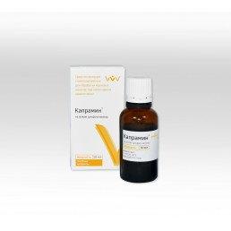 Капрамин (30 мл) Гемостатическая жидкость на основе сульфата железа, ВладМиВа