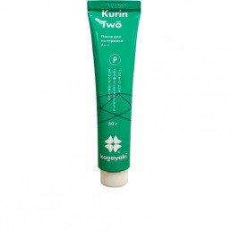 Kurin Two (50 г) без фтора - Паста стоматологическая шлифовальная, Kagayaki (Кагаяки)