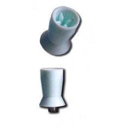 Щетка-резинка для полировки (4 перепонки)  (1шт)