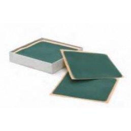 Воск для регистрации прикуса зеленый (толщ. 0,3 мм) (48 шт) SAM