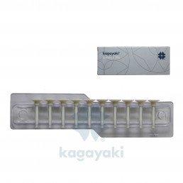 Enforce Pin ДИСК (Белый - Грубый) (10шт), Kagayaki (Кагаяки)