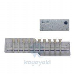 Кагаяки полир силиконовый ЧАШКА (10шт), Япония