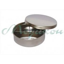 Чашка петри металл (4 деления, маленькая) 50561 Медикон