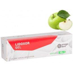 Лидоксор гель Яблоко (45 г) Аппликационная анестезия, Омега