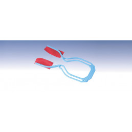 Зажим для бумаги пластиковый BAUSH ВК143 (10шт)