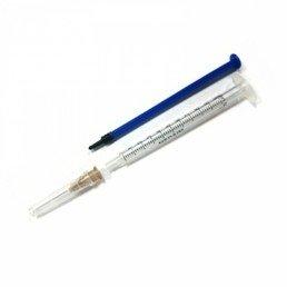 Шприц инсулиновый 1 мл с иглой 0,45*10 мм (26G*2/5) 1шт (игла снимается)