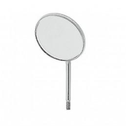 Зеркало №5 стомат. НЕ увелич., 24мм (1шт) Англия