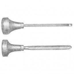 Штихель ножевидный с деревянной ручкой (1шт) ММИЗ