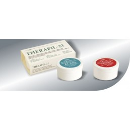 Терафил-21 цвет А2, пломбировочный материал химического отверждения (15г + 15г) Латус