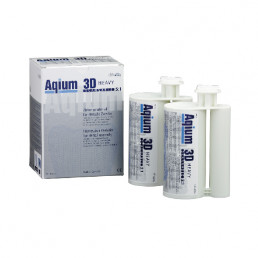 Aqium 3D HEAVY (2х380мл) А-силикон MUELLER-OMICRON (Aqium 3D HEAVY)