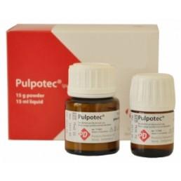 Пульпотек - для лечения витальных моляров 15г+15мл, PD