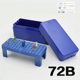 Подставка под Файлы, пластик, автоклав. (72 гнезд,) АРТ 72B