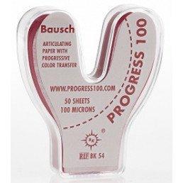 Копирка бумага BAUSH 100мик. ВК54 подкова красная(50листов)