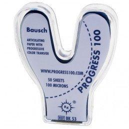 Копирка бумага BAUSH 100мик. ВК53 подкова синяя (50листов)