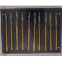 Бор для разрезания коронок FG 856-016 (уп 10шт)
