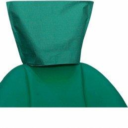 Чехлы для подголовников 33x26,5(ШхВ) зеленые(100шт)  Кристидент