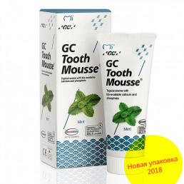 Tooth Mousse GС Тус мусс Мята купить
