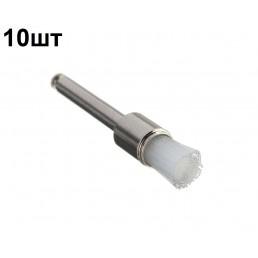 Щетка для полировки (узкая длинная, RA) Нейлоновая (10шт)