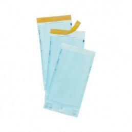 Пакеты для стерилизации ПИК-ПАК 130мм/250мм (уп 200шт) самозапечатывающиеся (бумага/пленка)