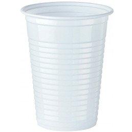 Стакан пластиковый Белый 200мл (100шт/уп)