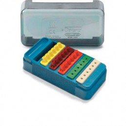 Кофр-Подставка пластиковая для файлов (36 шт гнёзд) Dentsply