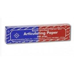 Копирка бумага BAUSH 40мик. ВК80 прямая красно/синяя (200листов)
