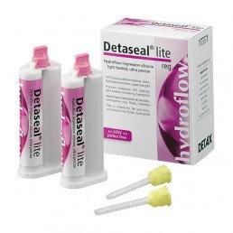 Детасил Гидрофлоу Lite regular set (2х50мл) корр. материал А-силикон, DETAX (Detaseal Hydroflow)
