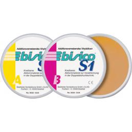 Бисико S1 (2х300мл) - Базовый материал (для техники двойного оттиска) Bisico